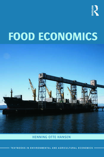 Food Economics Industry and Markets book cover