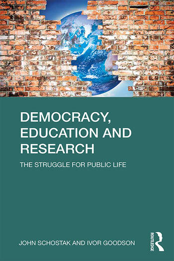 Democracy, Education and Research The Struggle for Public Life book cover