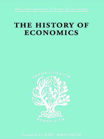 The History of Economics book cover