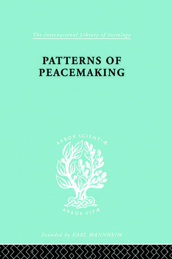 Patterns of Peacemaking book cover