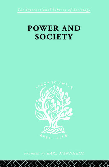 Power & Society Ils 50 book cover