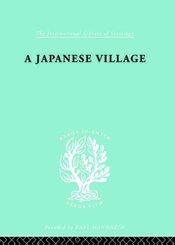 Japanese Village Ils 56 book cover