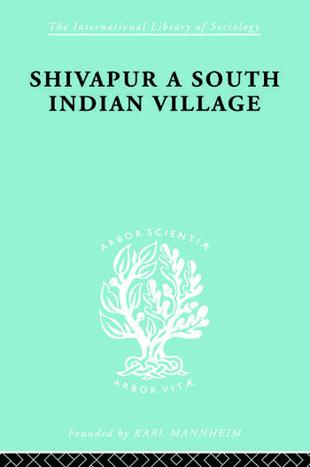 Shivapur:South Ind Vill Ils 71 book cover