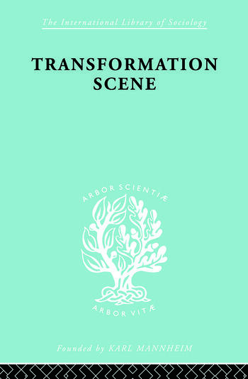 Transformation Scene The Changing Culture of a New Guinea Village book cover
