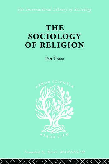 Soc Relign Pt3:Uni Chur Ils 81 book cover