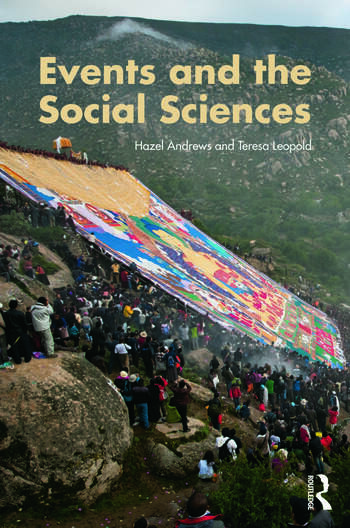 Events and The Social Sciences book cover