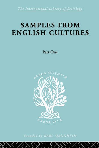 Samples from English Cultures Part 1 book cover
