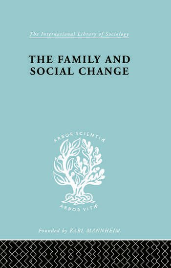 Family & Social Change Ils 127 book cover