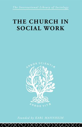 Church & Social Work Ils 181 book cover