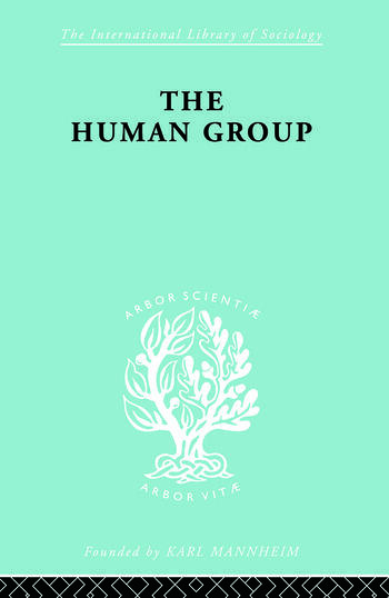 The Human Group book cover