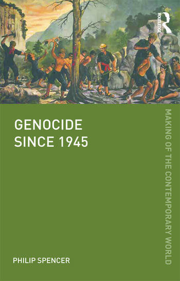 Genocide since 1945 book cover