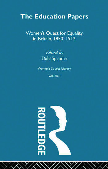 The Education Papers book cover
