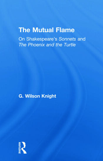 Mutual Flame - Wilson Knight V book cover