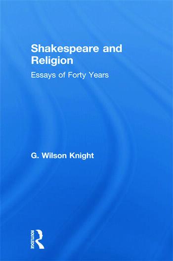 Shakespeare & Religion V 7 book cover