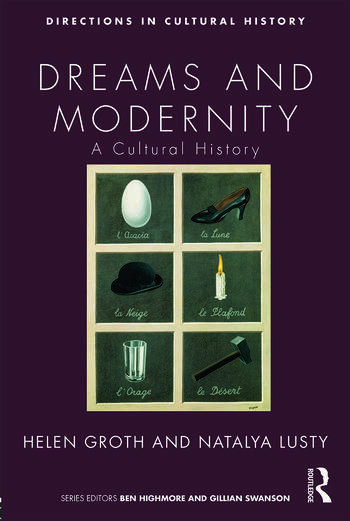 Dreams and Modernity A Cultural History book cover