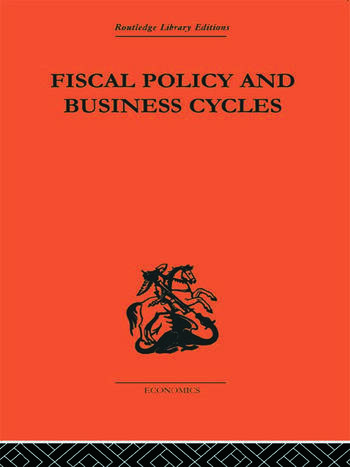 Fiscal Policy & Business Cycles book cover