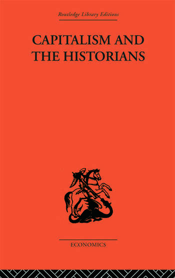 Capitalism and the Historians book cover