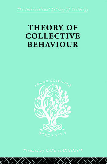 Theory Collectve Behav Ils 258 book cover