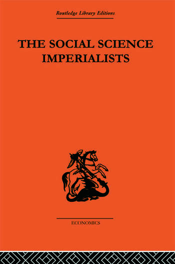 The Social Science Imperialists book cover