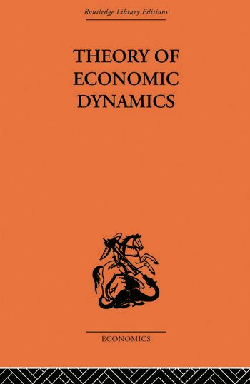 Theory of Economic Dynamics book cover