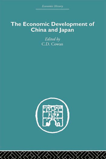 Economic Development of China and Japan book cover