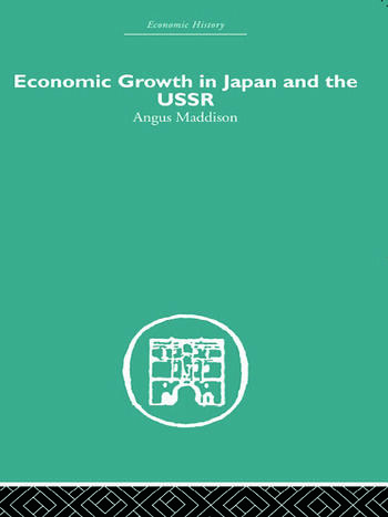 Economic Growth in Japan and the USSR book cover