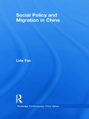 Social Policy and Migration in China book cover