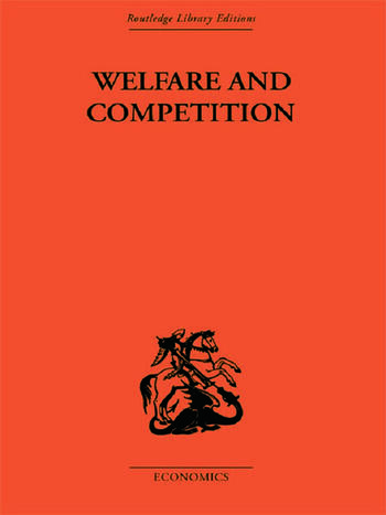 Welfare & Competition book cover