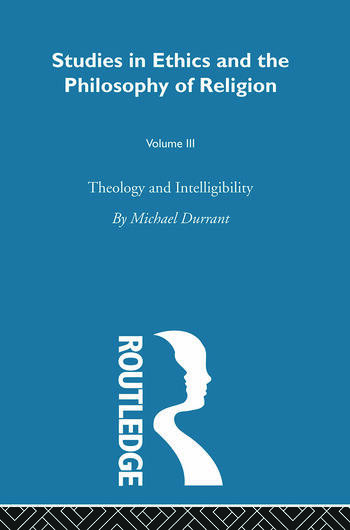 Theology & Intelligibility Vol book cover