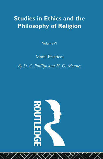Moral Practices Vol 6 book cover