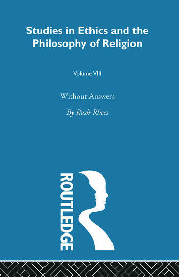 Without Answers Vol 8 book cover