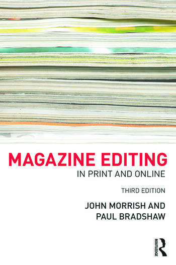 Magazine Editing In Print and Online book cover