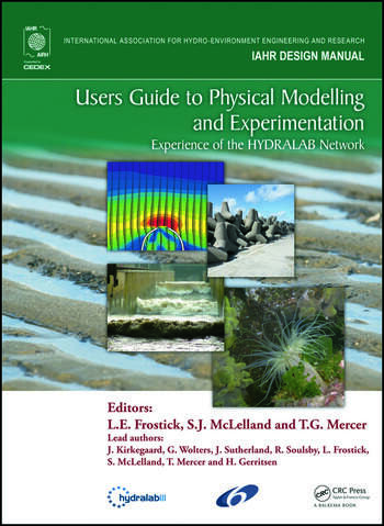Users Guide to Physical Modelling and Experimentation Experience of the HYDRALAB Network book cover
