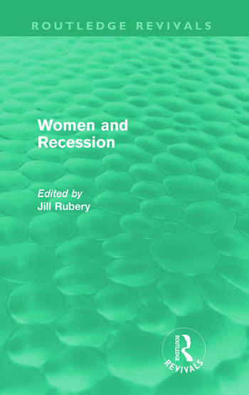Women and Recession book cover