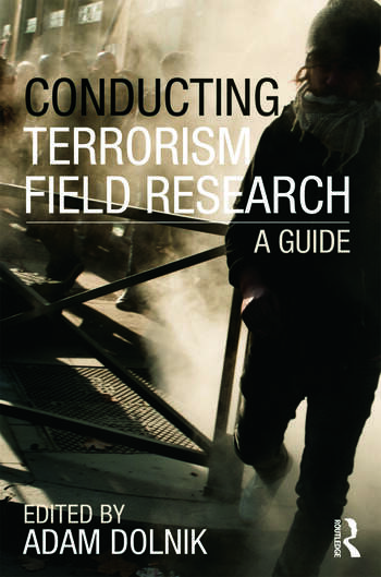 Conducting Terrorism Field Research A Guide book cover