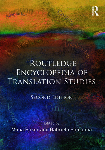 Routledge Encyclopedia of Translation Studies book cover