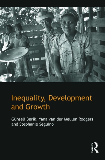 Inequality, Development, and Growth book cover