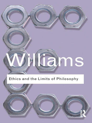 Ethics and the Limits of Philosophy book cover