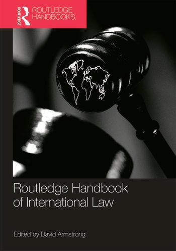 Routledge Handbook of International Law book cover