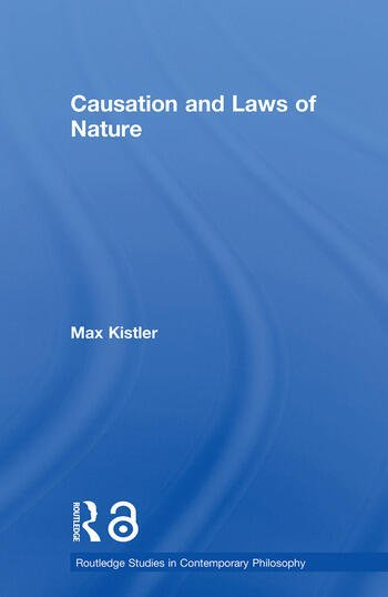 Causation and Laws of Nature book cover
