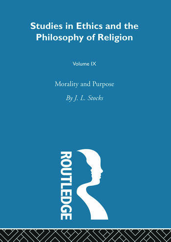 Morality & Purpose Vol 9 book cover