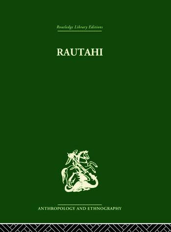 Rautahi: The Maoris of New Zealand book cover