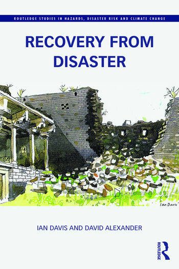 Recovery from Disaster book cover