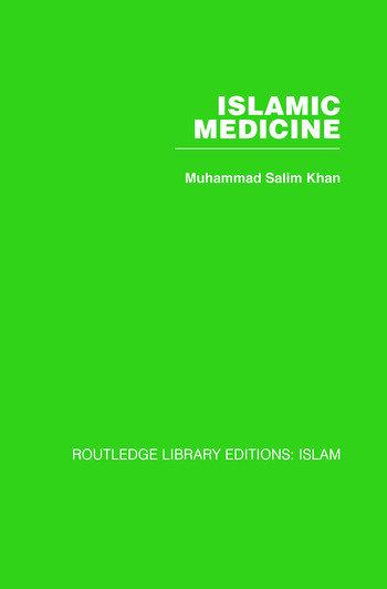 Islamic Medicine book cover