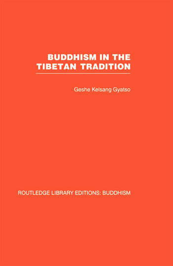 Buddhism in the Tibetan Tradition A Guide book cover