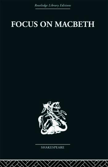 Focus on Macbeth book cover