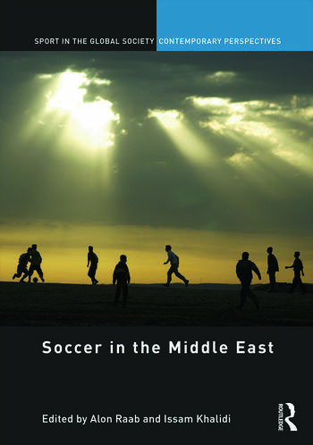 Soccer in the Middle East book cover