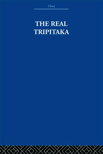 The Real Tripitaka And Other Pieces book cover