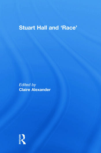 Stuart Hall and 'Race' book cover