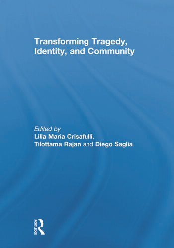 Transforming Tragedy, Identity, and Community book cover